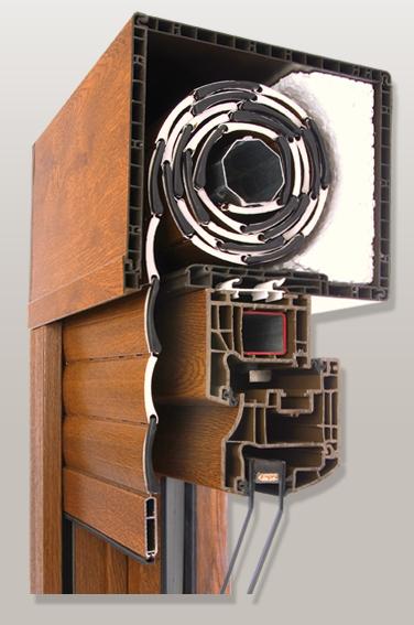 Finestre monoblocco in pvc schuco con tapparella infissi - Finestre monoblocco in legno ...